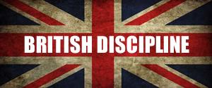 British Discipline experience