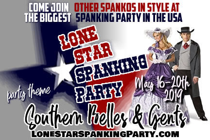 Hey whats spanking party